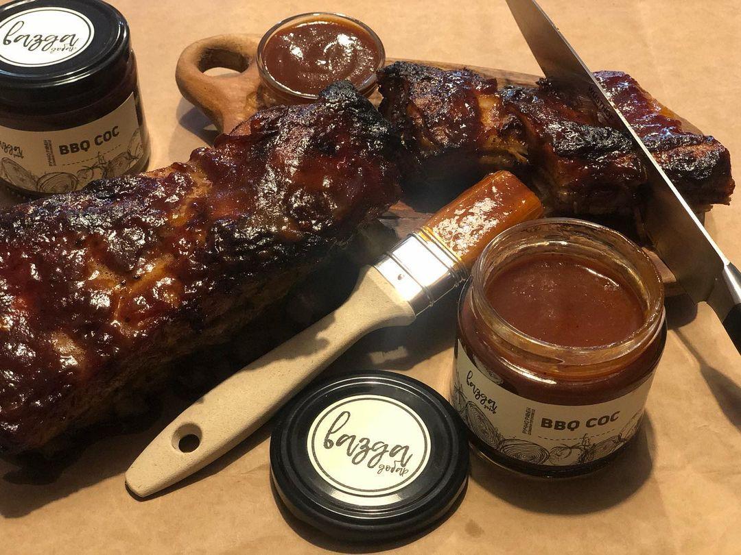Texas style ribs